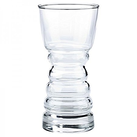 Durobor Barista Cocktail Glasses 11.4-Ounce (340 ml), Set of 6 by