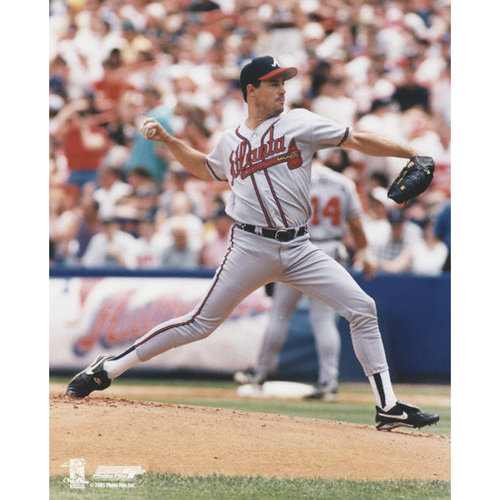 MLB - Greg Maddux Photograph | Details: Atlanta Braves, 8x10, Unsigned