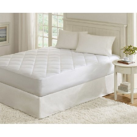 Mattress Pads, Quilted Mattress topper-Hypoallergenic ...