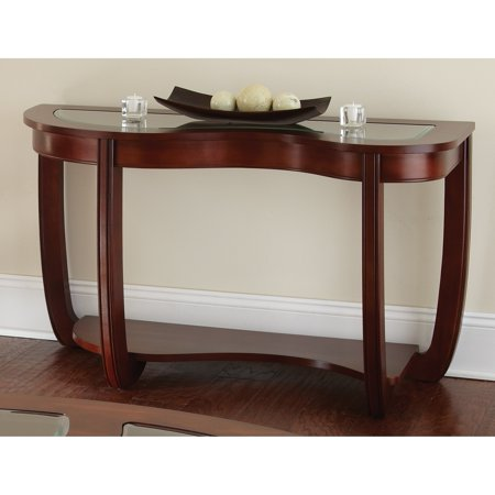 Greyson Living Lancaster Cherry Finished Sofa Table by