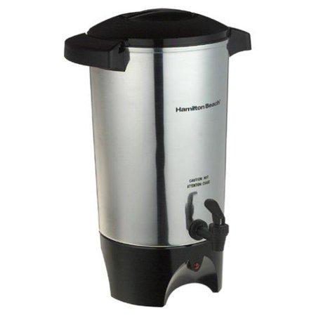 Hamilton Beach 40515 42-Cup Coffee Urn Silver 1
