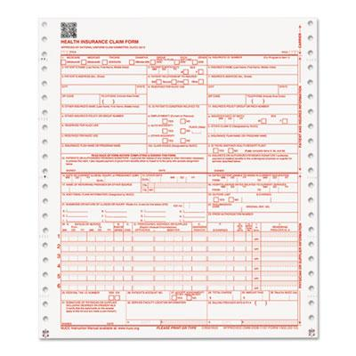 Paris Business Products Insurance Claim Forms