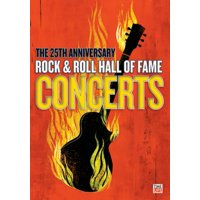 Rock & Roll Hall of Fame Concerts: The 25th Anniversary (DVD)