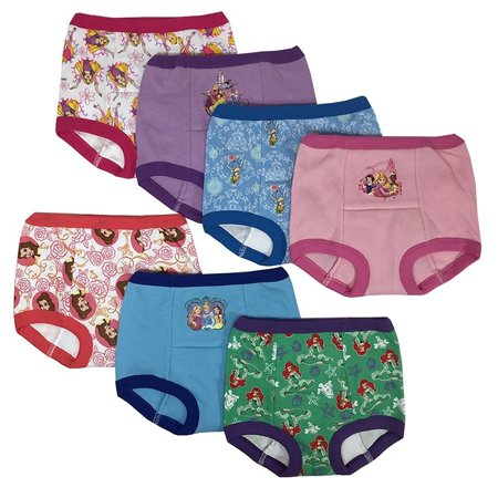 Handcraft Disney Princess Girls Potty Training Pants Panties Underwear, 7-Pack (Toddler Girls)](Parties For Kids)