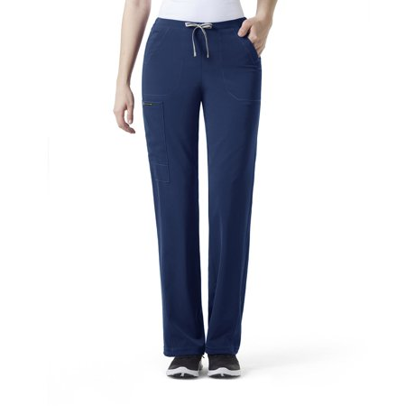 wonderwink high performance 'ion' boot cut cinch cargo pant scrub bottoms