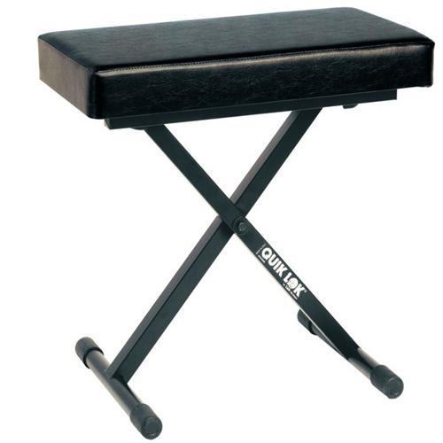 Quik-Lok BX-718 Keyboard Bench by