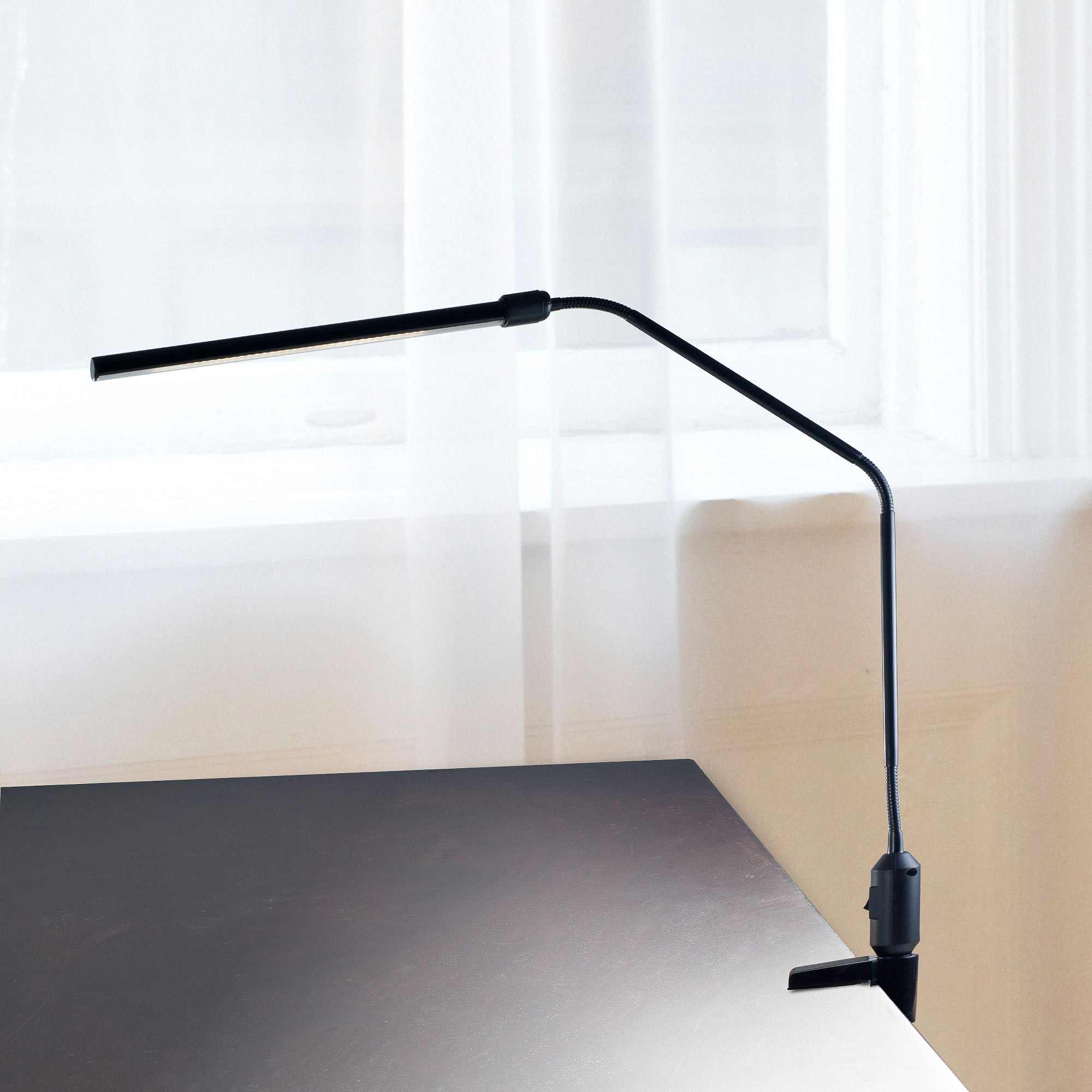 Led Desk Lamp Clamp -