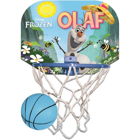 Hedstrom Indoor Basketball Hoop Set, Disney Frozen - Frozen Basket