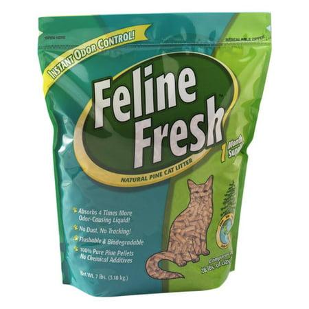 Pellet Cat Litter Walmart