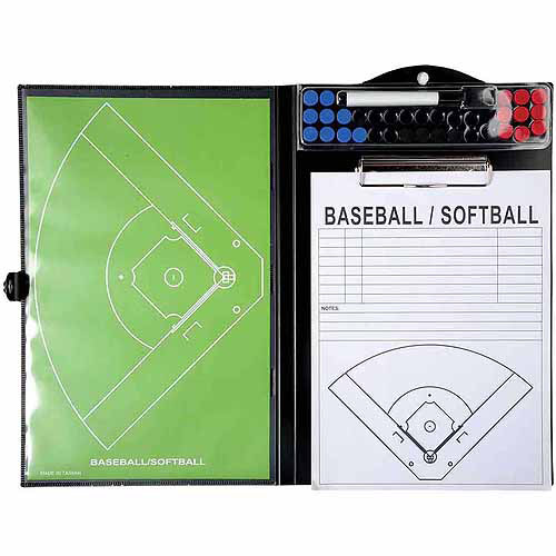Franklin Sports MLB Multifunction Coach's Clipboard