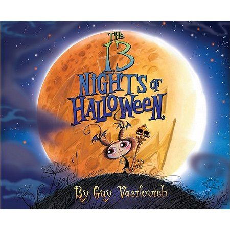 The 13 Nights of Halloween - On The First Night Of Halloween