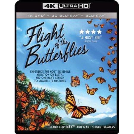 Butterfly Flight - IMAX: Flight Of The Butterflies (4K Ultra HD + 3D Blu-ray + Blu-ray)