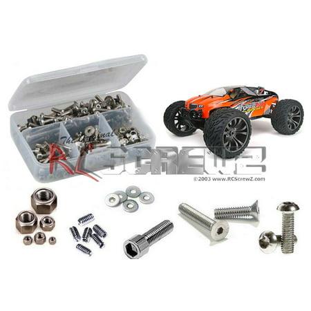 RC Screwz Stainless Steel Screw Kit for OFNA Hyper MT Nitro 1/8 #ofn075