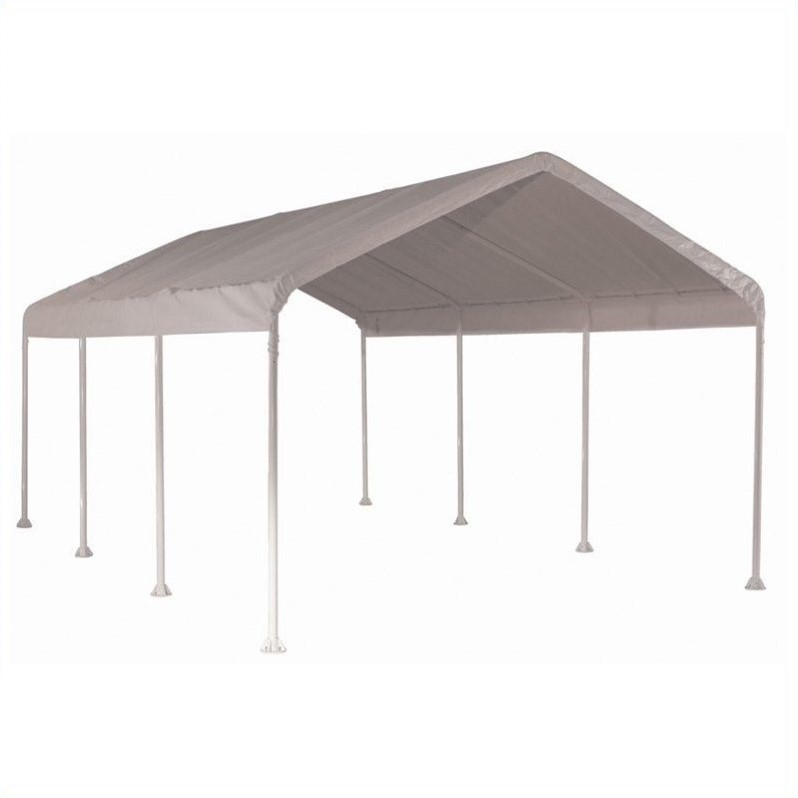 Click here to buy Super Max Canopy, 10' x 20' by ShelterLogic.