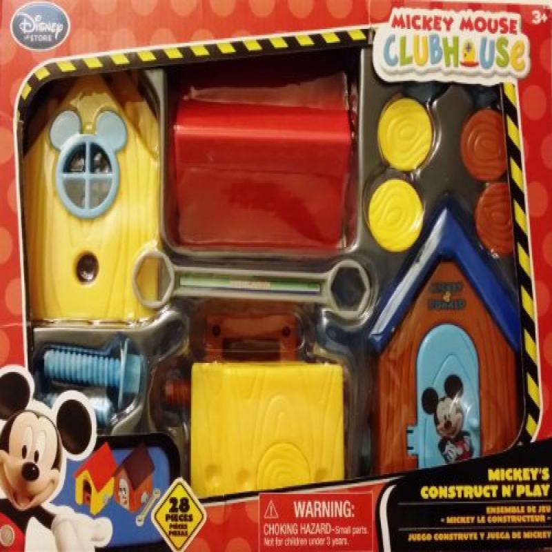 Mickey Mouse Construct n' Play Set by