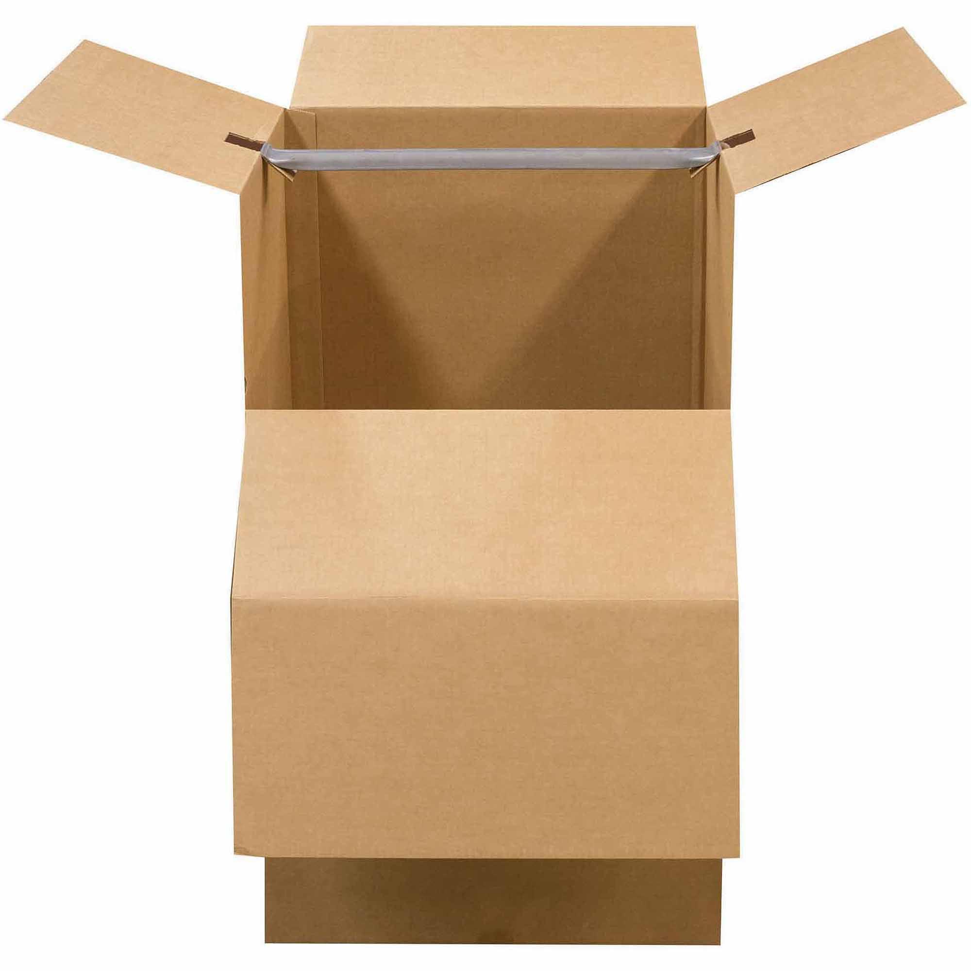 Bankers Box SmoothMove Wardrobe Box 1 pk Walmart