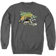 The Munsters Munster Racing Mens Crewneck Sweatshirt