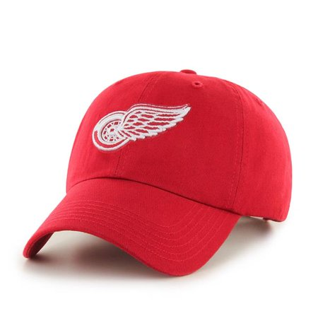 Tomas Holmstrom Detroit Red Wings - NHL Detroit Red Wings Mass Clean Up Cap - Fan Favorite