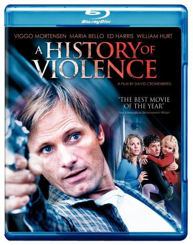 A History of Violence (Blu-ray) by New Line Home Video