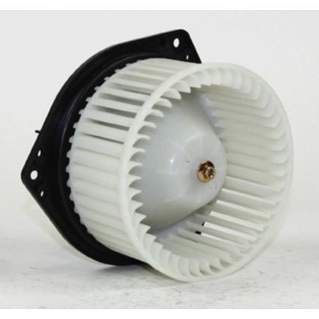 NEW FRONT BLOWER ASSEMBLY FITS 2004 2005 2006 2007 2008 2009 2010 CHEVROLET AVEO 15-80811 75771 96539656 15-80811 PM9312
