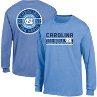 ca61b74a9e8c Product Image Men s Russell Carolina Blue North Carolina Tar Heels Back Hit  Long Sleeve T-Shirt