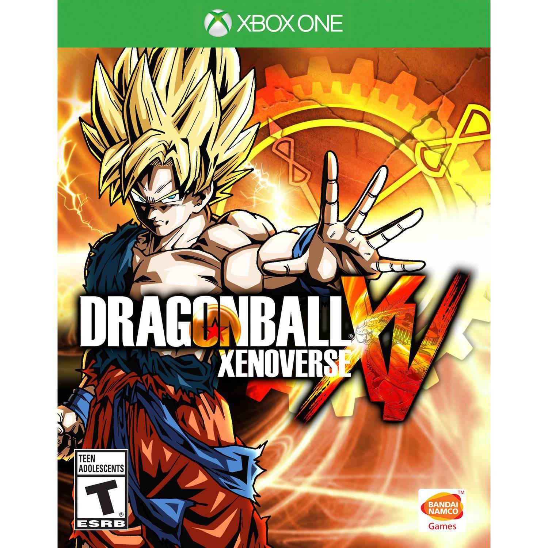 Dragon Ball Xenoverse XV, Bandai Namco, XBOX One, Pre-Owned, 00886162544657
