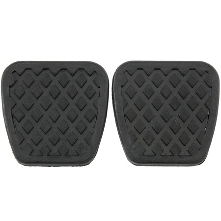 2 Brake Clutch Pads Cover for Compatible with Honda Pedal Rubber Manual Transmission Replacement