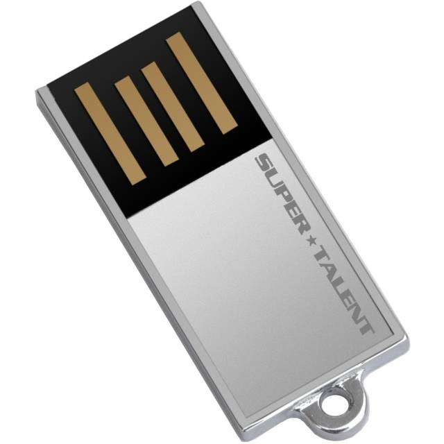 Super Talent Pico-C 8GB USB 2.0 Flash Drive