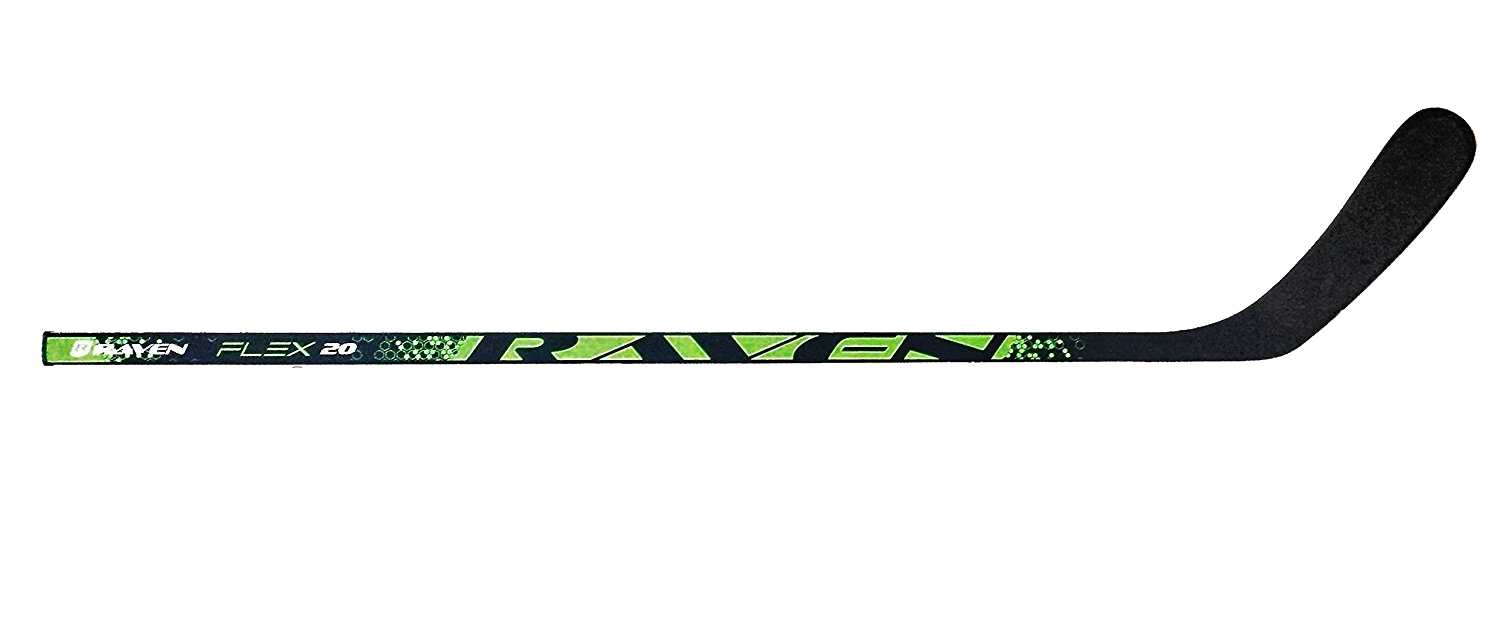 Raven Junior Ice Hockey Stick 20 Flex Left C19 by Raven Hockey