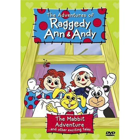 Adventures of Raggedy Ann & Andy: The Mabbit Adventure... and Other Exciting Tales](Raggedy Ann And Andy Movie Halloween)