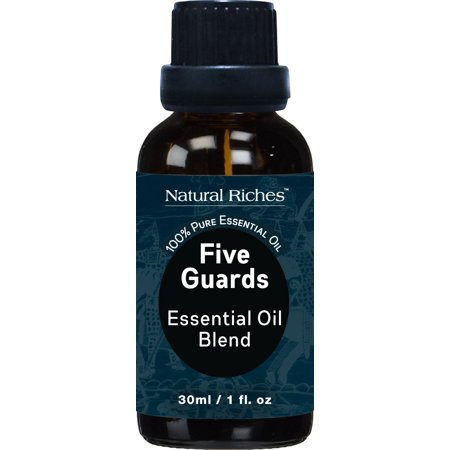 five guards thieves synergy blend essential oils 30 ml 100 pure natural therapeutic grade. Black Bedroom Furniture Sets. Home Design Ideas