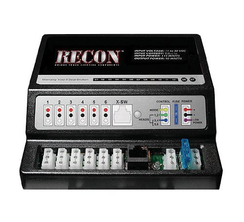 Recon Accessories 26419P Strobe Light