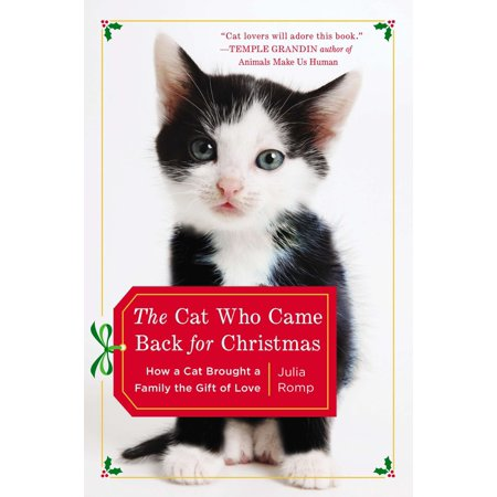 Cat Back Cat - The Cat Who Came Back for Christmas : How a Cat Brought a Family the Gift of Love