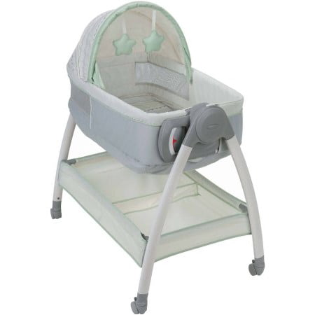 This button opens a dialog that displays additional images for this product  with the option to zoom in or out. Graco Dream Suite Bassinet and Changer  Mason   Walmart com