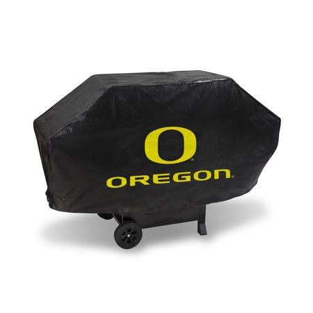 Oregon Ducks NCAA DELUXE Heavy Duty BBQ Barbeque Grill Cover