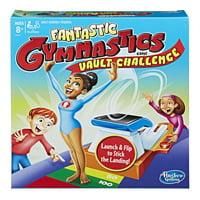 Fantastic Gymnastics Vault Challenge Game, Girls & Boys Ages 8+