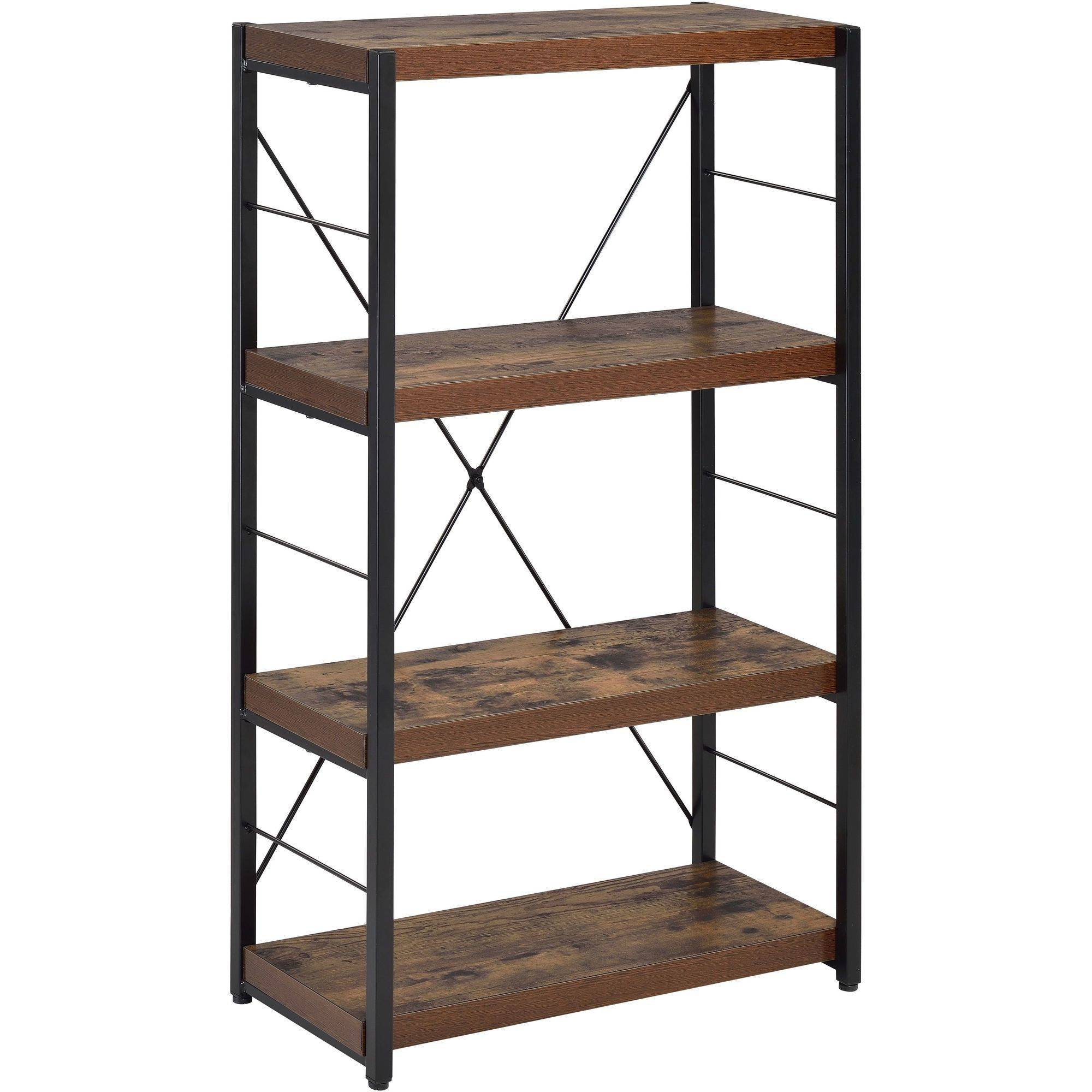 ACME Bob Bookcase, Weathered Oak