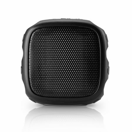 Blackweb™ Rugged Bluetooth Speaker, IPX5 Splash Proof Rating ()
