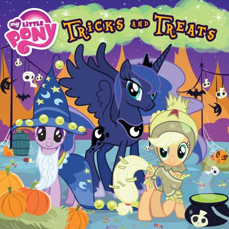 My Little Pony Trick Or Treat (My Little Pony: Tricks and Treats -)