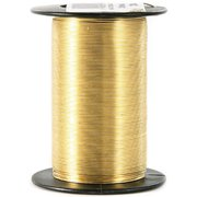 Craft Wire 24 Gauge 25yd-Gold