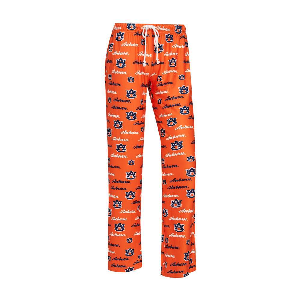 Auburn University Tigers Ladies' Pajama Pants Sleep Bottoms