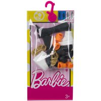 Barbie Shoe Pack with 5-Pairs Included, Original & Petite Body Type