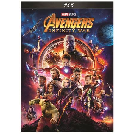 Best Avengers: Infinity War (DVD) deal