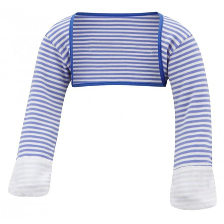 ScratchSleeves Blue Stripes Baby/Toddler - image 2 de 2