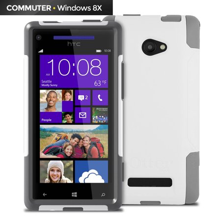 OtterBox Commuter Case for HTC Windows Phone 8X Glacier