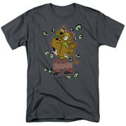 Scooby Doo - Being Watched - Short Sleeve Shirt - Medium
