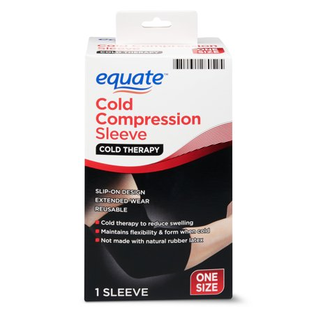 Equate Cold Compression Sleeve
