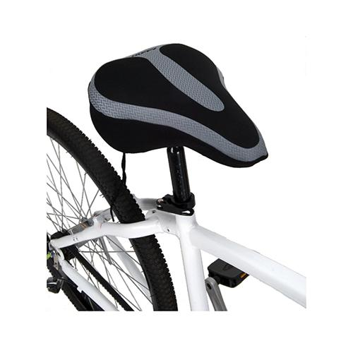 HUFFY BICYCLES Cruiser Bicycle Seat Cover, Gel Construction