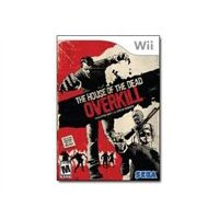 House of the Dead Overkill - Wii