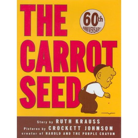 The Carrot Seed - image 1 de 1